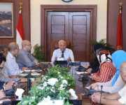 محافظ بورسعيد: عودة التيار الكهربائي وانتظام الخدمات والمرافق