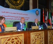 تعرف على تفاصيل مناقشات اجتماع وزراء النقل العرب للدورة 32