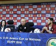 رمضان صبحي: لا نفكر في الاحتراف قبل التأهل إلى أولمبياد طوكيو 2020