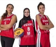 مصر تفوز ببطولة أفريقيا لكرة السلة للسيدات والرجال في أوغندا