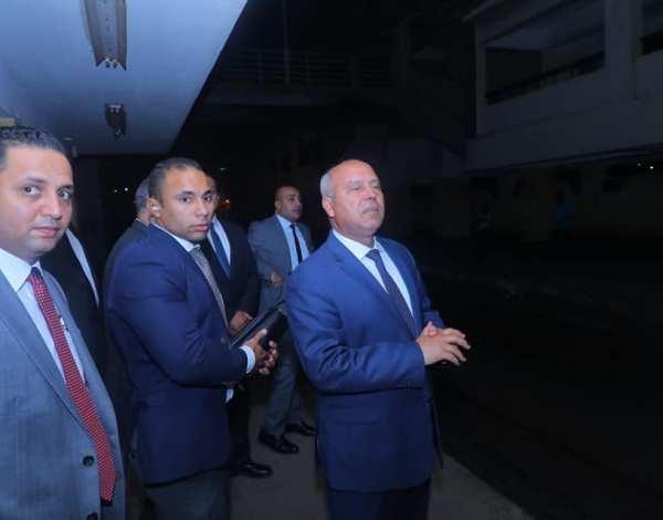 تكليف جديد من وزير النقل لعمال ورش كوم أبو راضي
