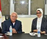 الصحة: تسجيل 549 ألف مواطن بورسعيدى بالمنظومة الجديدة للتأمين الشامل (صور)
