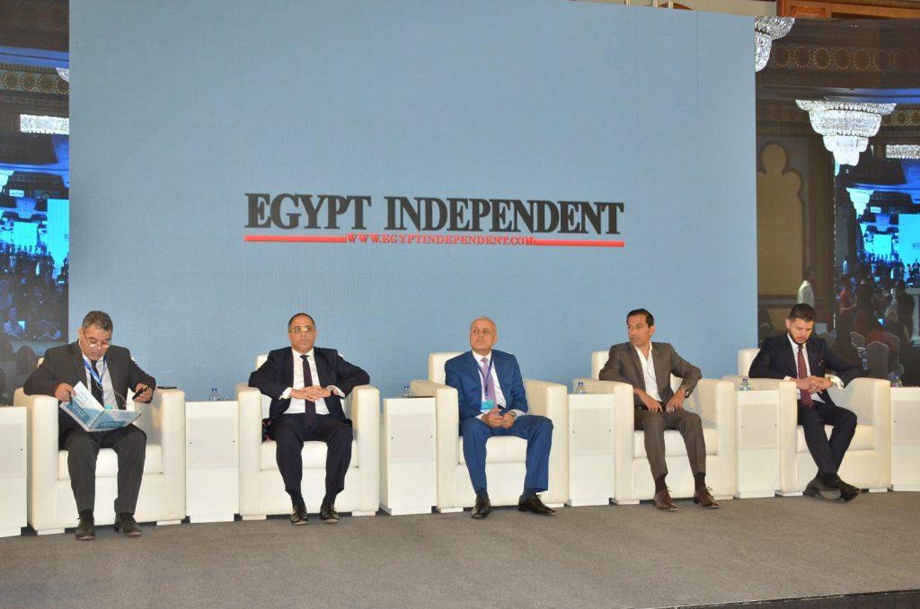 جانب من مؤتمر التطوير العقارى الرابع