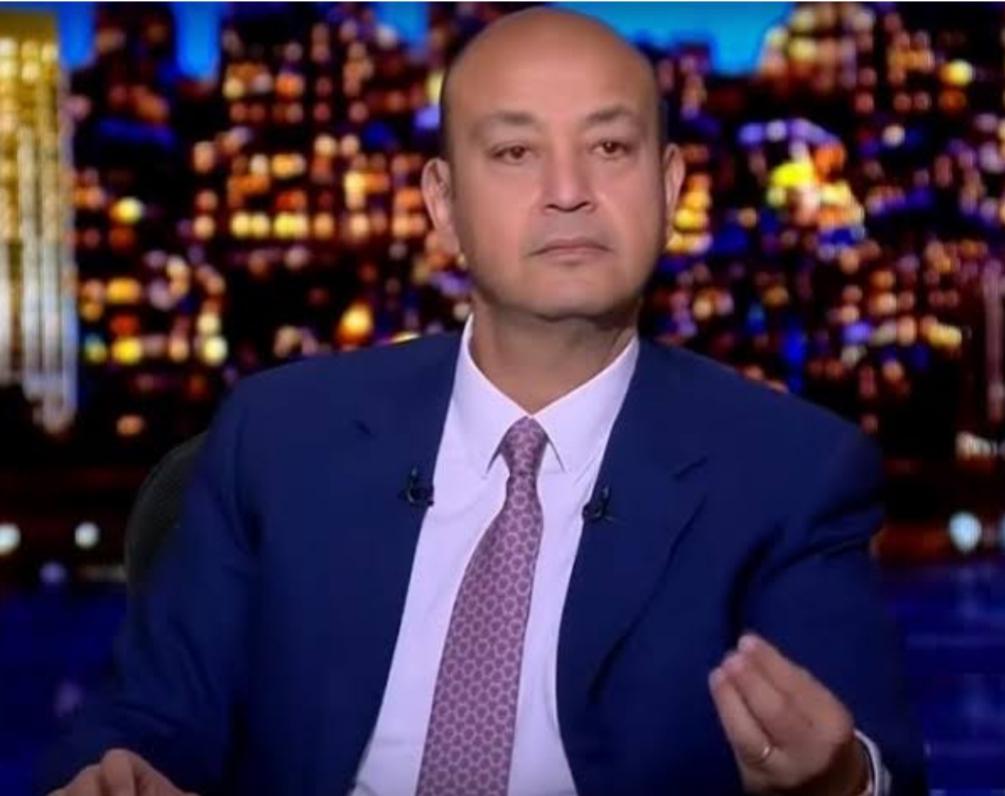 عمرو أديب : استحواذ المصرية للاتصالات على كامل أسهم فودافون مصر يكرس احتكار الخدمة - جريدة المال