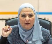 وزيرة التضامن: العدالة الاجتماعية على صدارة أولويات الحكومة