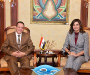 ضمن حصاد «مصر تستطيع».. وزيرة الهجرة تثمن جهود المصريين بالخارج في التنمية الشاملة