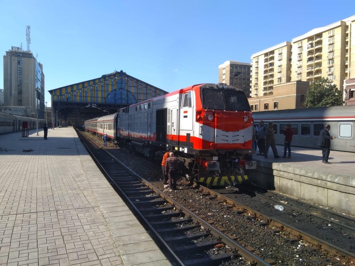 مواعيد القطارات المتجهة من القاهرة للمحافظات اليوم الجمعة 21-2-2020 - جريدة المال
