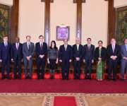 البنك الدولي يشدد على دور مصر المحوري في المنطقة ويثمن نجاح برنامج الإصلاح الاقتصادي