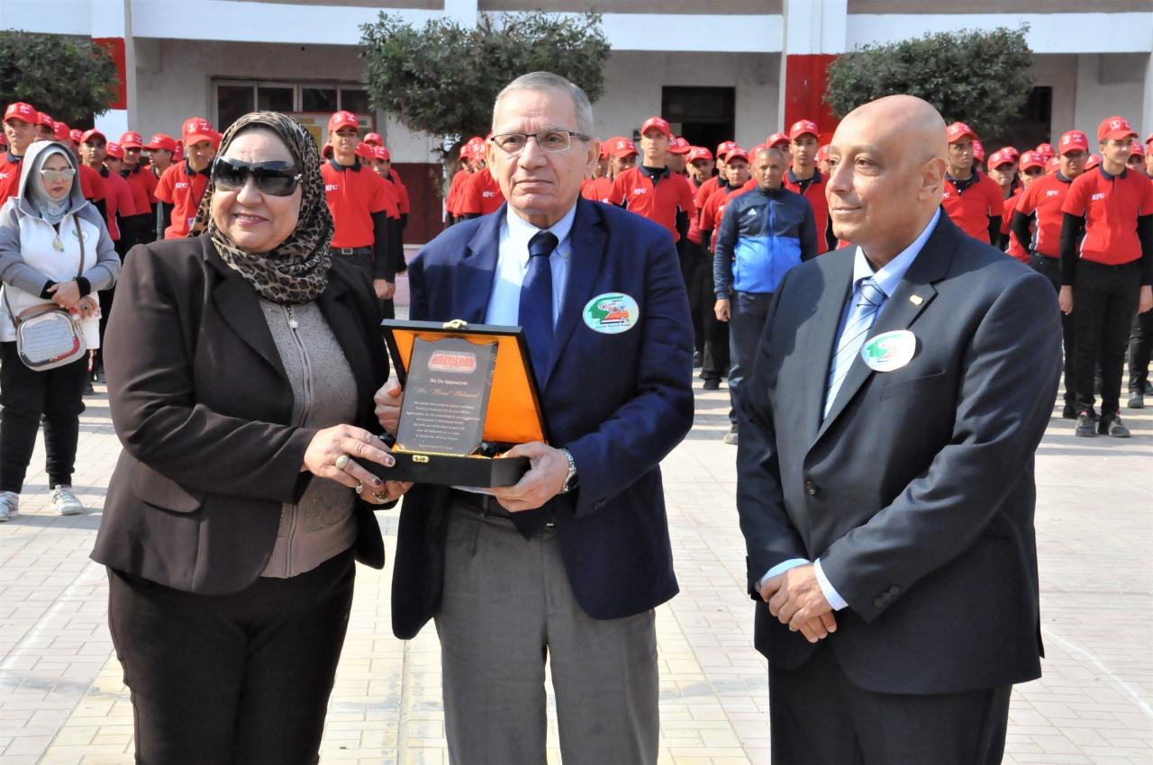 وزارة التربية والتعليم: تخريج 1000 طالب من معسكر التأهيل السلوكي - جريدة المال