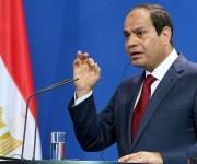 السيسي يطالب المصريين الالتزام بإجراءات الحكومة : «سنعبر ونتخطى كل هذه اللحظات العصبية»