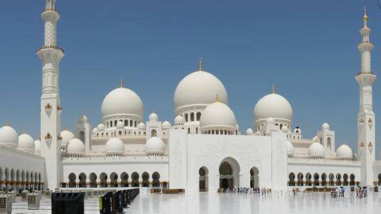 موضوع تعبير حقوق المساجد في الاسلام