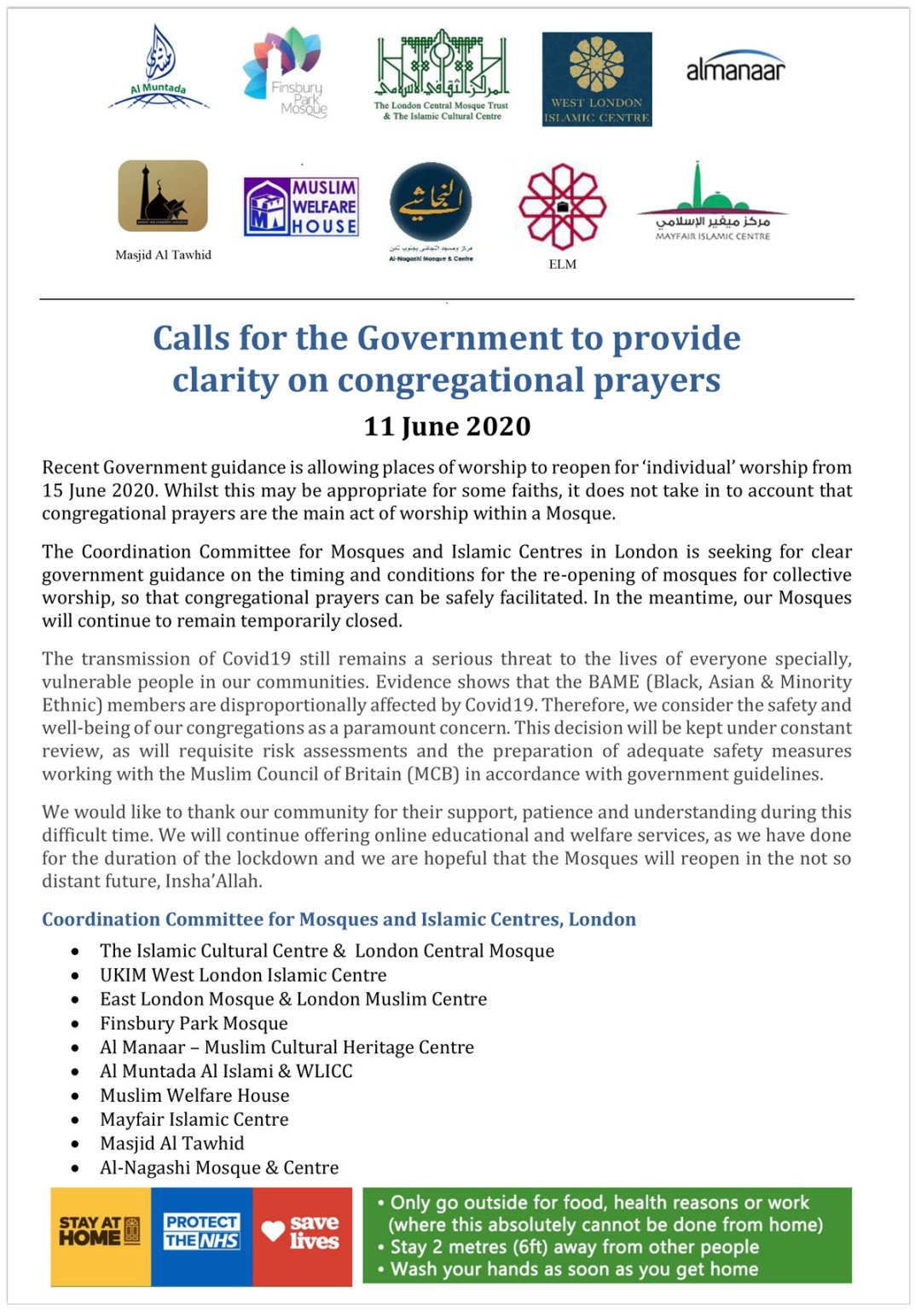 Major-London-Mosques-Call-for-the-Government-to-provide-Guidance---Covid19-1