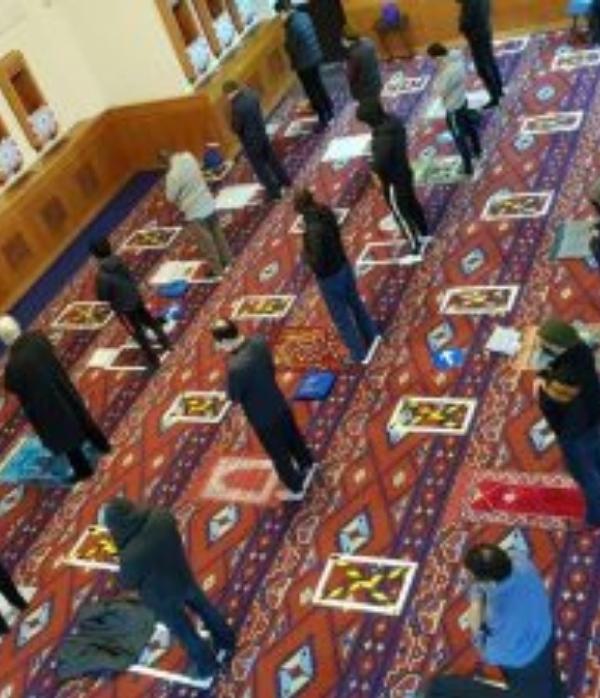Friday Jummah Prayers