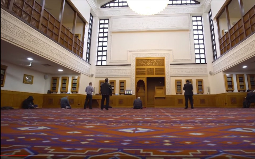 Al-manaar Re-opening with limited daily congregational prayer