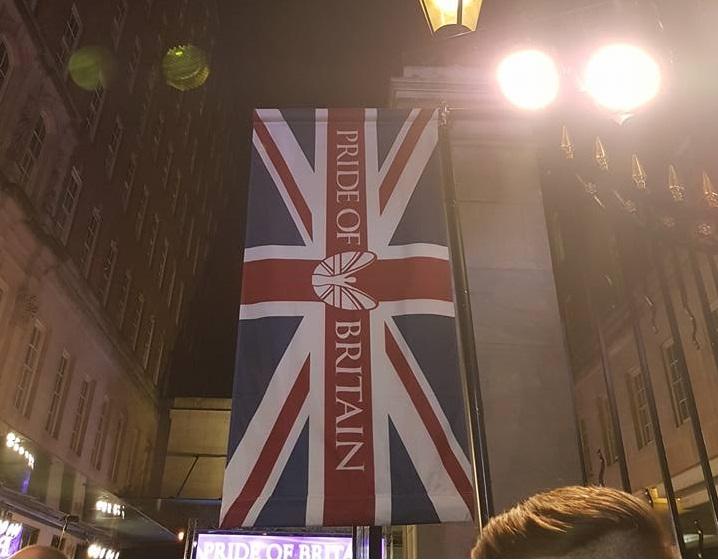 Pride of Britain Award
