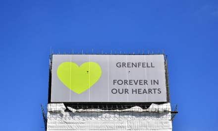 The hidden mental-health legacy of Grenfell Tower