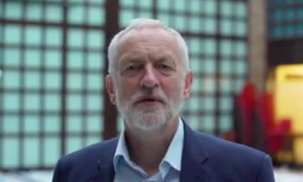 Jeremy Corbyn talking about Alm-Manaar as a good example