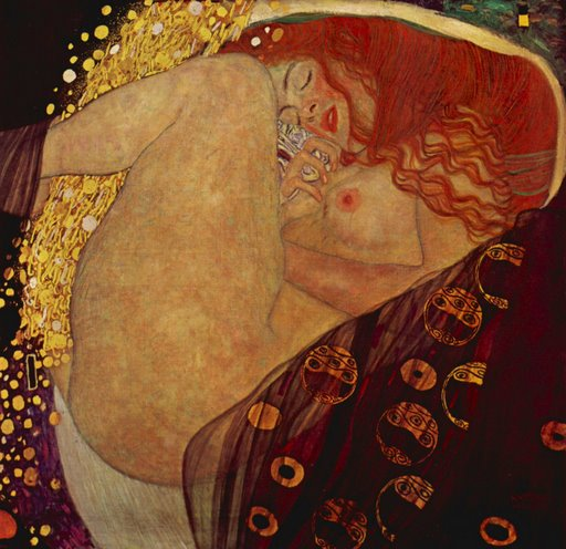 danae-by-klimt