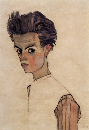 self-portrait-by-egon-schiele