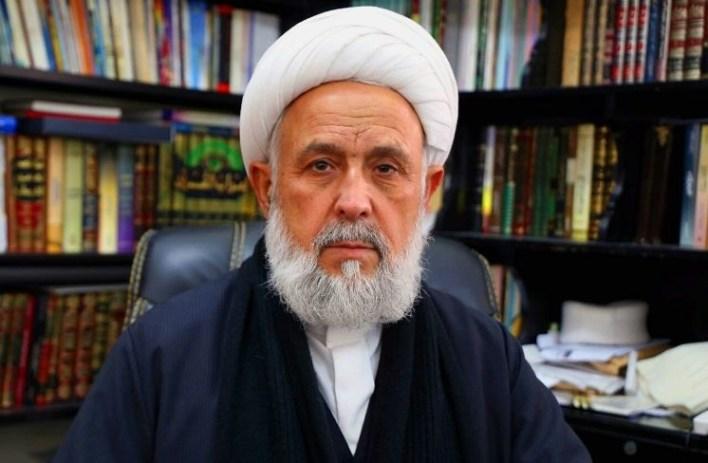 الشيخ علي ياسين