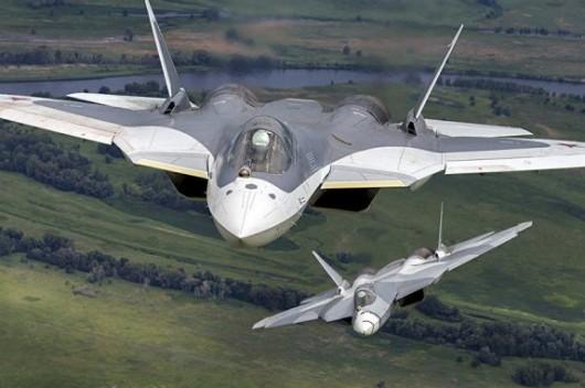 اكبر طائرة حربية في العالم