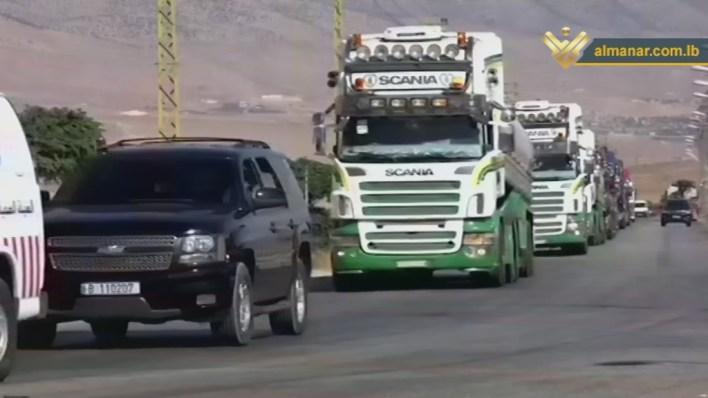 المازوت الايراني - قافلة كسر الحصار