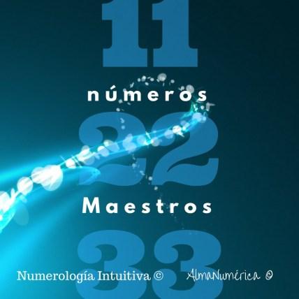 NumerosMaestros