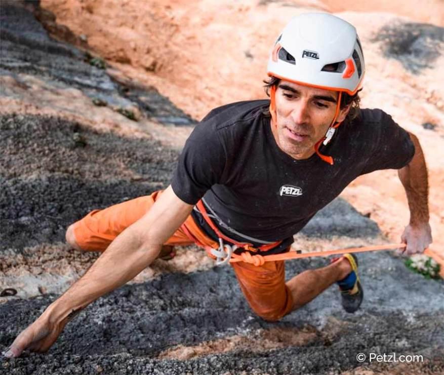 Casco escalada Petzl