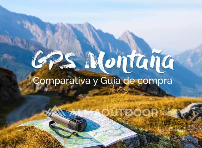 Mejores GPS Baratos Montaña - Alma Outdoor
