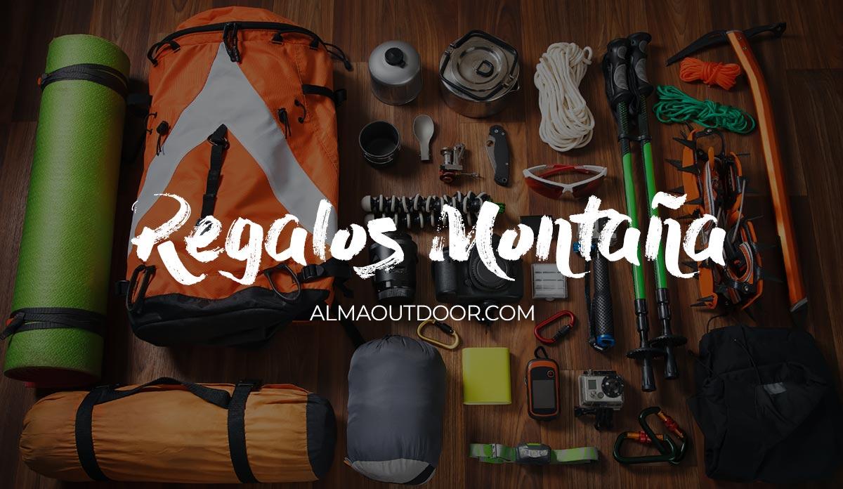 112 Ideas de Regalos para Senderistas y Montañeros