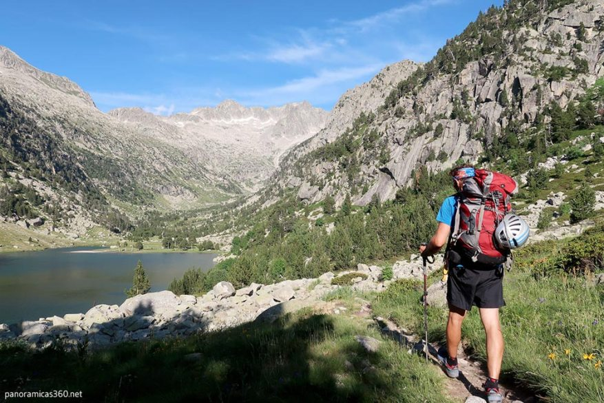 Trekking Estany Besiberri
