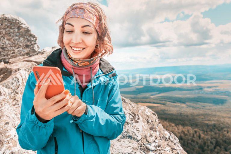 Mejores apps smartphone para navegación outdoor por GPS
