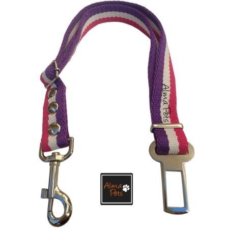 Cinturon Correa de Seguridad perro auto
