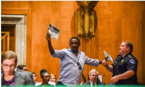 Ethiopian human rights activist Mekonnen Getachew