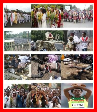 T-TPLF Irreecha Massacres 2016