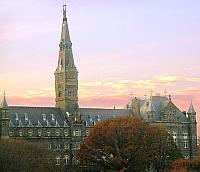Healy Hall, Georgetown University; photo by Patrick Neil