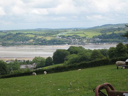 Pembrokeshire, Wales, by Skellig2008 via Flickr