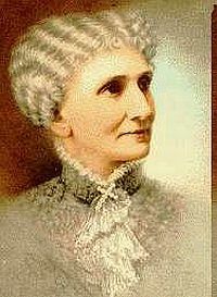 Mary Baker Eddy, the discoverer and founder of Christian Science