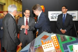 "At ""Batimat Egypt"" 2017 – Orange Egypt Showcases a Wide Range of Smart City Solutions & Services"