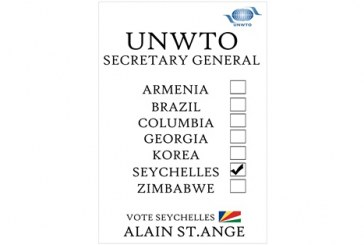 UNWTO ELECTION – Candidates are confirmed