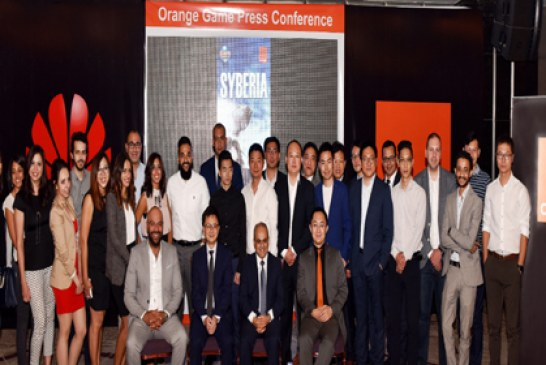 "For the First Time in Egypt : Orange Announces the Launch of ""Orange Game"" The First Smart Phone Portal for Electronic Games"