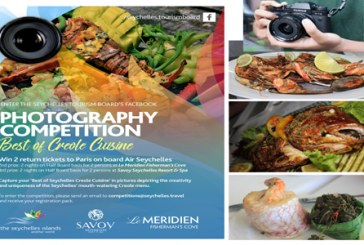Capture your Creole cooking! The Seychelles Tourism Board launches Facebook photography competition
