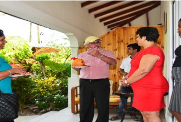 Seychelles' Tourism Minister pleased with level of standard following visit to small and large accommodations on La Digue