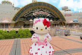 Hello Kitty appointed as Special Ambassador of the International Year of Sustainable Tourism Development 2017