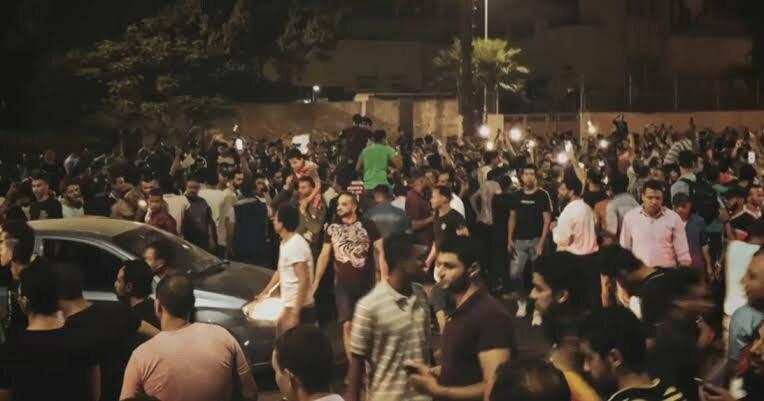<mark>ما مستقبل الحراك الشعبي في مصر - سبتمبر 2020؟</mark>
