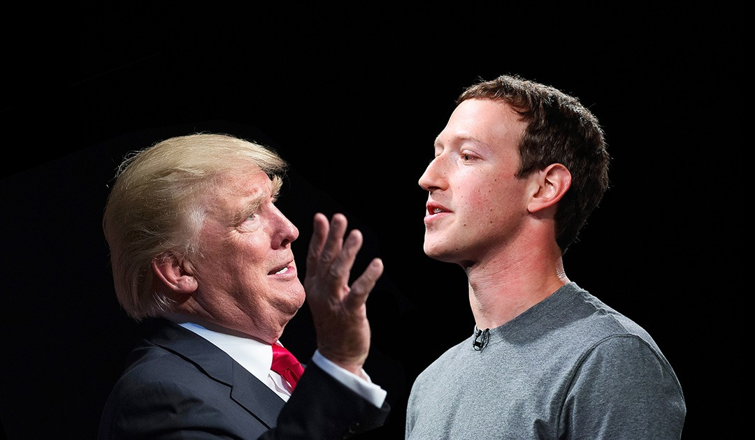 ترامب يدفع فيسبوك إلى إعتماد أدوات تواصلية جديدة