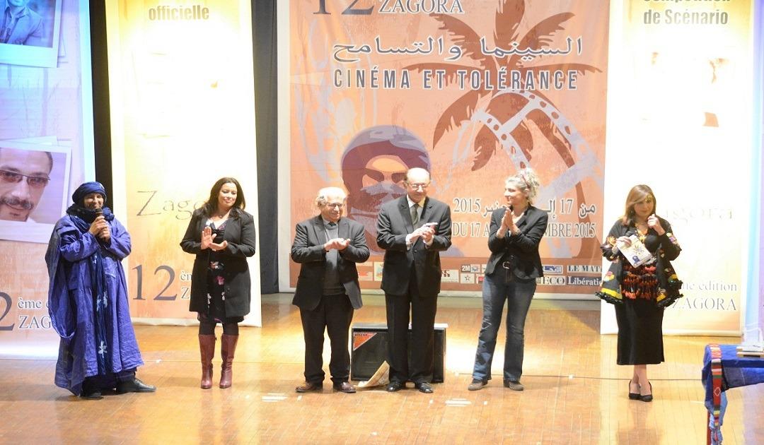 مهرجان الفيلم عبر الصحراء يكرم عبد الرحمان التازي
