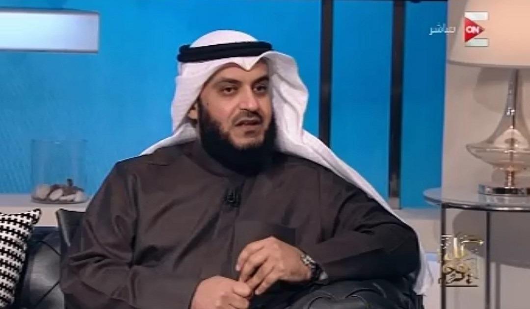 مشاري راشد يوضح صفات القارئ الجيد