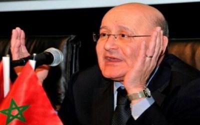 وفاة السفير المغربي بكندا محمد لطفي عواد