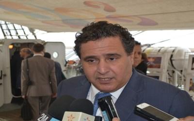 أخنوش: مخطط المغرب الأخضر  ساهم في خلق 20 عقد برنامج